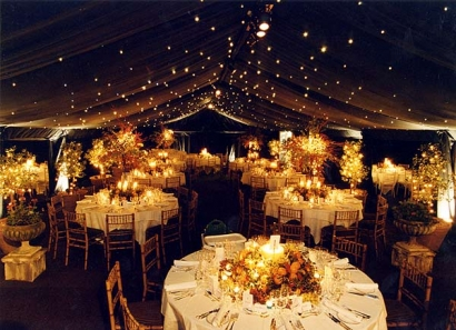 GO GREEN! Eco-friendly Ideas For Wedding Decorations - Party